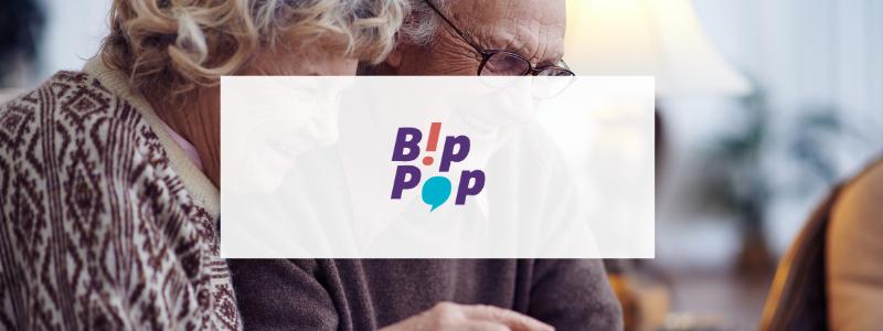 Bip Pop - lutter ensemble contre l'isolement des personnes agées
